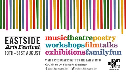 Hewitt & Gilpin Delighted to Sponsor Eastside Arts Festival 2015