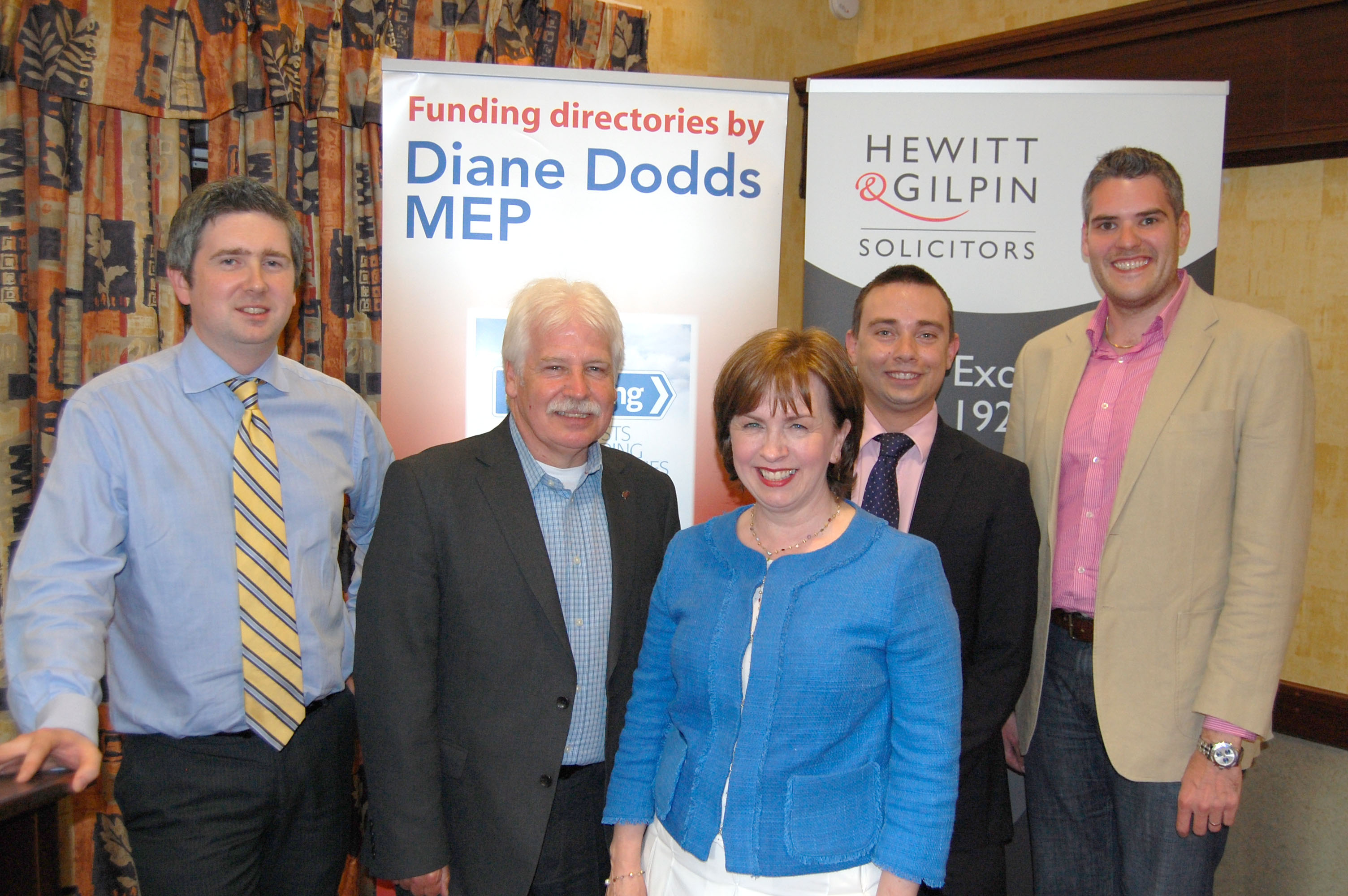 Hewitt & Gilpin Host Workshop on Charities Law and Funding Opportunities
