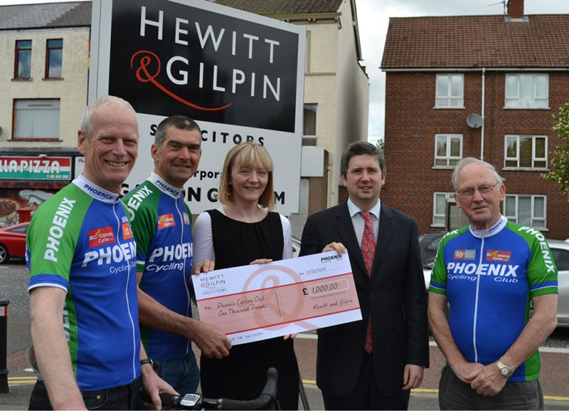 Hewitt & Gilpin Sponsors The Hewitt & Gilpin Bobby Crilly Classic