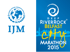 Hewitt & Gilpin Enter Team in Deep RiverRock Belfast City Marathon 2015
