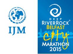 Hewitt & Gilpin Enter Team in Deep RiverRock Belfast City Marathon 2015